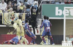 Villarreal - Levante: puntuaciones del Villarreal, jornada 33