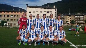 Real Sociedad - Fundación Albacete: llegó la hora de competir