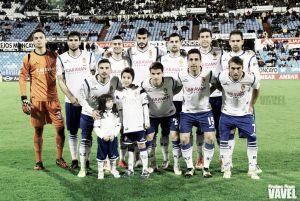 Real Zaragoza - Ponferradina: puntuaciones del Zaragoza, jornada 15 de Liga Adelante