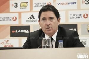 Xavi Pascual: ''Si ganamos al Khimki saldremos muy reforzados''