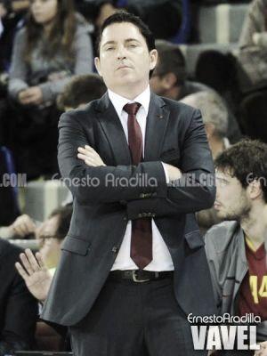 """Xavi Pascual: """"Hemos vuelto al lugar en el que estábamos"""""""