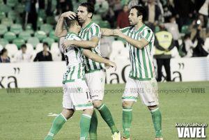 Real Betis - CD Lugo: puntuaciones Real Betis, 3ª ronda Copa del Rey