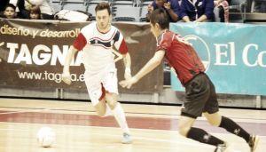 Santiago Futsal - Jaén Paraíso Interior: tiempo de frenesí