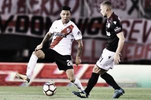 Nicolás Pasquini, a chave para manutenção da posse de bola do Lanús