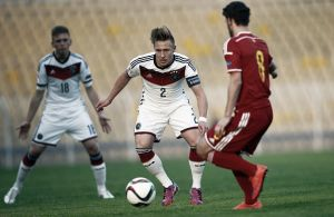 Belgium under-17 0-2 Germany under-17: Passlack stars as Germany open with a win