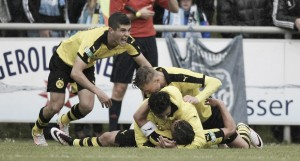 1860 München U19 (2) 0-2 (3) Borussia Dortmund U19: Hannes Wolf's youngsters reach third final in a row