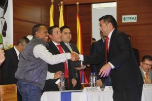 """Willington Ortiz: """"Voy a proponerle al gobernador para venir a trabajar a Deportivo Pasto"""""""
