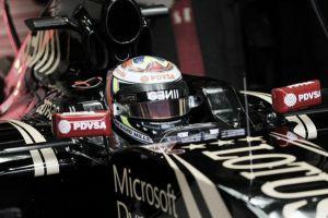 "Pastor Maldonado: ""Hemos aprendido mucho sobre el E23"""