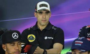 """Pastor Maldonado: """"Tenemos un coche competitivo pero muy mala suerte"""""""
