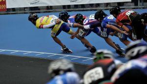 El patinaje de velocidad inicia su calendario 2015 en la ciudad de Bogotá
