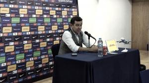"""Patiño: """"Tenemos una responsabilidad con el fútbol mexicano"""""""