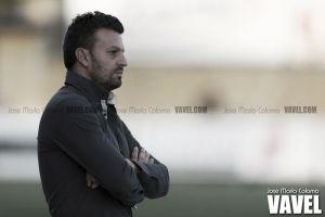 """Jose Francisco Grao 'Pato': """"Volvemos a estar al borde del descenso"""""""