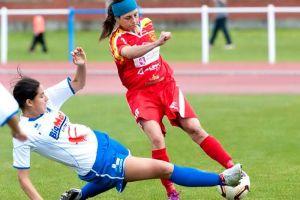 Patri Martínez, primera incorporación del Sporting Huelva 2014/15