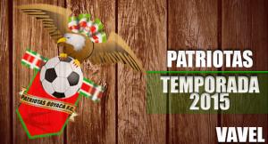 Guía VAVEL Liga Águila 2015-I: Patriotas F.C