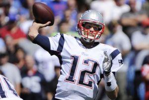 Los Patriots ganan pero no convencen
