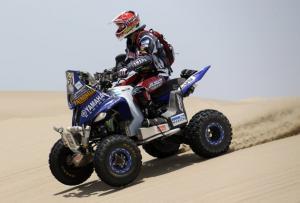Dakar 2013, etapa 4: Patronelli imparable