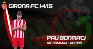 Pau Bonmatí, cedido al CF Peralada