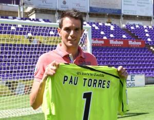 """Pau Torres: """"La competencia va a ser muy sana"""""""