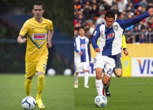 Tuzos y águilas: jugadores que han vestido ambas camisetas