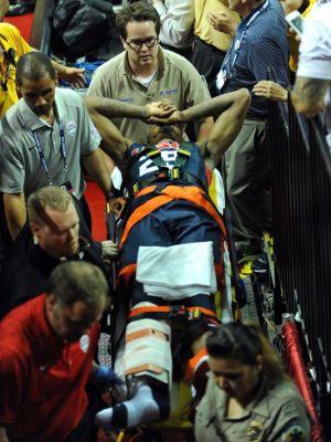 Team USA, è un giorno triste: frattura di tibia e perone per Paul George