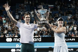 2018 Hopman Cup: Switzerland claim title over Germany