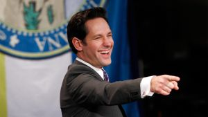 Paul Rudd regresa a 'Parks & Recreation' en su temporada final