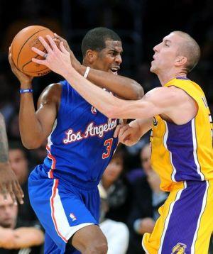 Le banc des Lakers fait chuter les Clippers