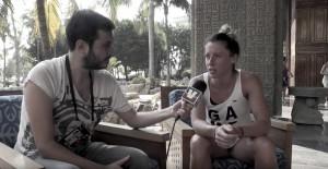 """Entrevista. Pauline Parmentier: """"Siempre se debe intentar y luchar"""""""