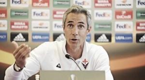 Fiorentina, Paulo Sousa vuol chiudere la pratica Gladbach