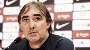 """Pautasso: """"Jamás traicionaremos el estilo del Barcelona, venimos a sumar"""""""