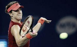 Pavlyuchenkova se empleó a fondo para superar a Pennetta