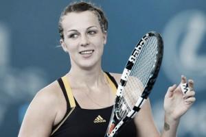 Pavlyuchenkova apea a Lara de Sídney