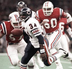 Superbowl XX: Los Bears barren a los Patriots
