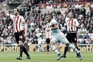 Sunderland 2-2 West Ham: Hammers rescue point at Stadium of Light