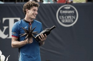 ATP Winston-Salem, primo titolo in carriera per Pablo Carreno Busta