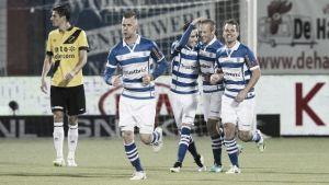 Brillante victoria del PEC Zwolle