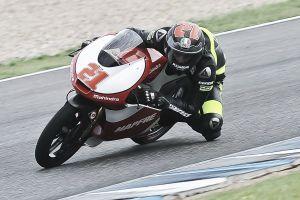"""Francesco Bagnaia: """"Ha sido el día más divertido de los test"""""""