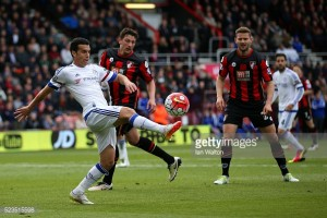 Chelsea vs AFC Bournemouth Live Score Commentary in Premier League 2016