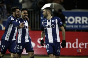 Deportivo Alavés - Celta de Vigo: puntuaciones del Alavés, jornada 22 de La Liga