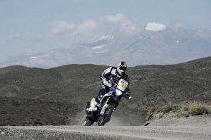 Declaraciones de los pilotos de motos tras la cuarta etapa del Dakar 2014