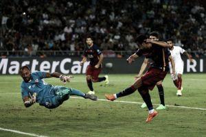 UEFA Super Cup: Barcelona 5-4 Sevilla: Blaugrana win fourth title of the year