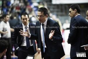 Pedro Martínez: ''Ha sido un partido muy igualado''
