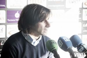 """Pedro Menéndez: """"Será un día que pase a la historia del club, estoy emocionado"""""""