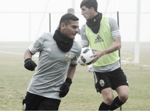 """Pedro Ramírez: """"En cada partido nos vemos mejor"""""""