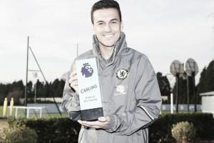 Pedro gana el premio al mejor gol del mes de noviembre en la Premier League