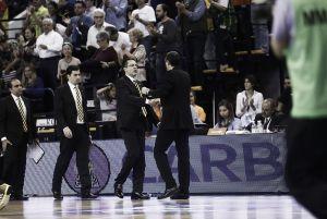 """Pedro Martínez: """"Hay que destacar la fe de los jugadores"""""""