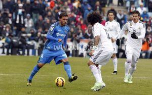 Getafe - Real Madrid: puntuaciones del Getafe, jornada 19