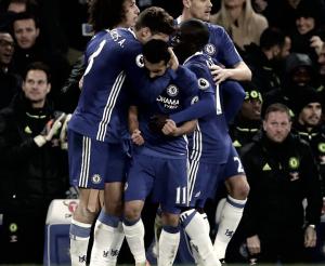Los españoles triunfan en el nuevo Chelsea de Conte