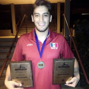Pedro Rangel, MVP del Premundial NORCECA de Voleibol