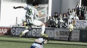 Pedro Ríos, el mejor jugador del Córdoba CF ante el Huesca para los lectores de VAVEL